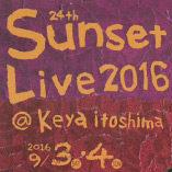 sunset-live表面