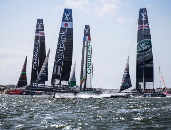 Prep Day 3 - America's Cup World Series - Gothenburg