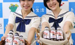 博多ガールズショップ-社長-佐藤葉月さん(写真右)副社長-小松みのりさん(写真左)